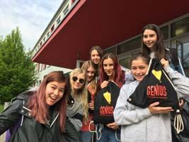 7 ICS Students Find Idea-Inspiration in Dresden