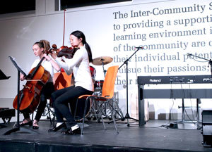Magical Musical Moments at the ICS Annual Secondary Winter Concert