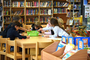 Celebrating International School Libraries in October