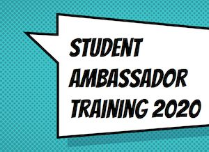Our ICS Secondary Student Ambassadors Sign Up to Help Out