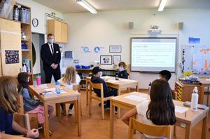 ICS holds Virtual Primary Back to School Information Evenings
