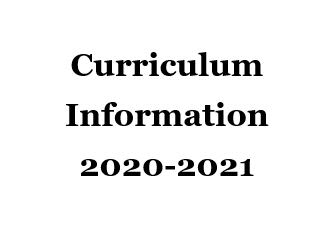 About Curiosity, Engagement, Consistency and Reflection: Virtual Curriculum Information Evenings for Grades 7 – 10.