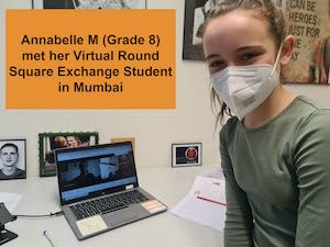 Round Square (RS) Schools Pursue Virtual Exchanges between Students