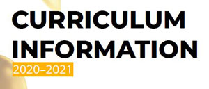 Virtual Curriculum Information Evenings for Grades 7 – 10