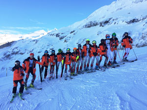 ICS Skiers Take to the Slopes