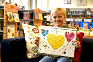 Primary Library Poster Winner