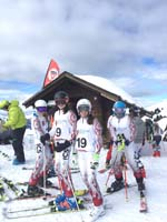 Top Ten Results Finish the Season for ICS Skiers